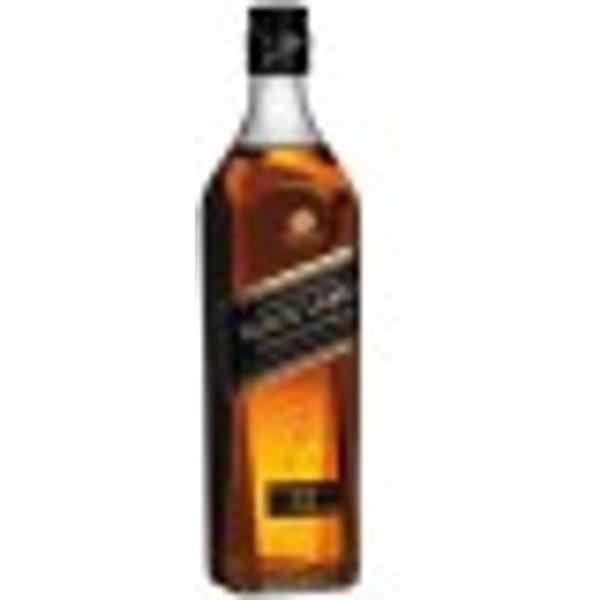 Whisky Johnnie Walker Black Label Old Scotch 12 Years