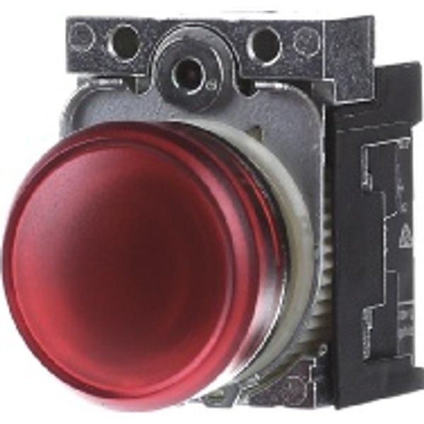 Siemens SIRIUS ACT 3SU1156-6AA20-1AA0 Meldeleuchte Hochglanz Rot 230 V/AC 1St.