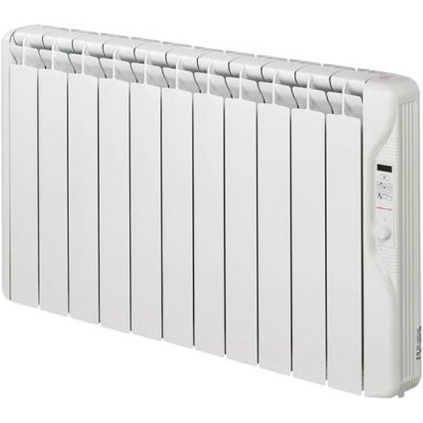 8. Elnur 1.25kW Small 24 Hour Digital 11 Module Oil Filled Electric Panel Radiator Heater: £338.51, Electrical Europe