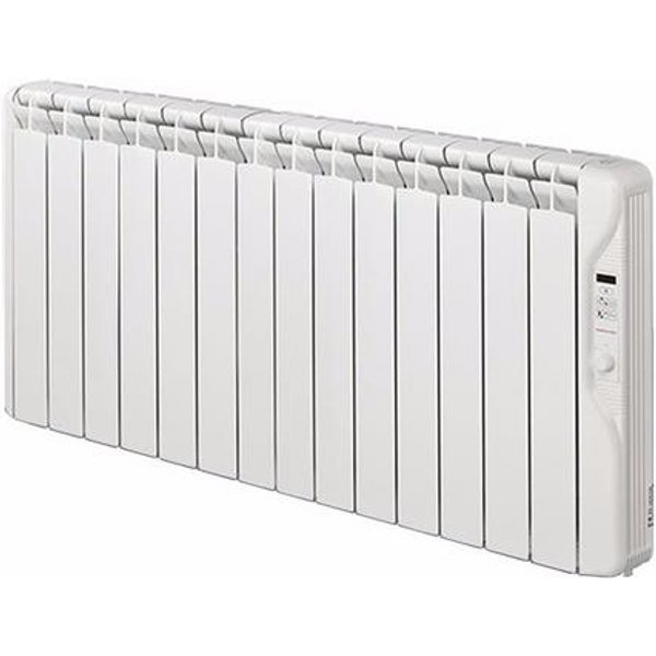 7. Elnur 1.5kW Small 24 Hour Digital 14 Module Oil Filled Electric Panel Radiator Heater: £401.89, Electrical Europe