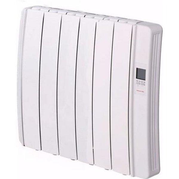 11. Elnur 0.75kW Digital 6 Module Oil Free Thermal Electric Radiator Pilot Wiring: £270, Electrical Europe