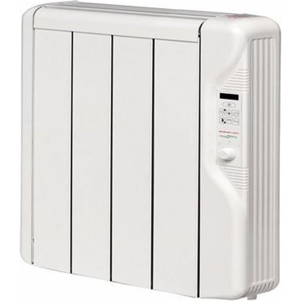 6. Elnur 0.5kW 24 Hour Digital 4 Module Oil Free Thermal Electric Panel Radiator Heater: £194.66, Electrical Europe