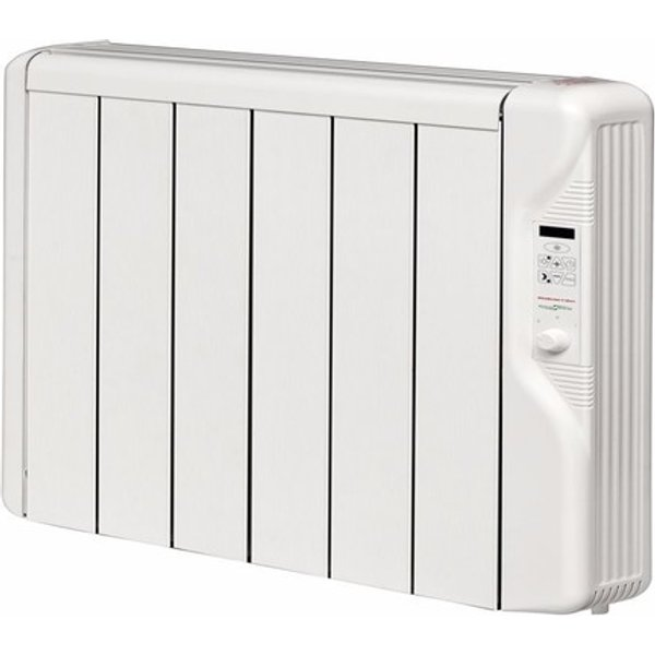 5. Elnur 0.75kW 24 Hour Digital 6 Module Oil Free Thermal Electric Panel Radiator Heater: £225.75, Electrical Europe