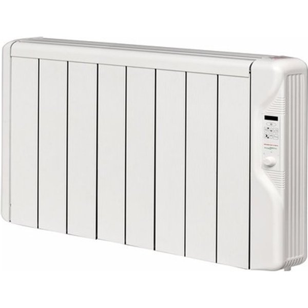 4. Elnur 1kW 24 Hour Digital 8 Module Oil Free Thermal Electric Panel Radiator Heater: £277.77, Electrical Europe