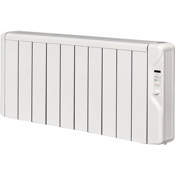 3. Elnur 1.25kW 24 Hour Digital 10 Module Oil Free Thermal Electric Panel Radiator Heater: £307.2, Electrical Europe