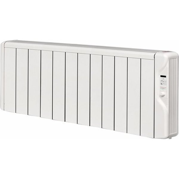 2. Elnur 1.5kW 24 Hour Digital 12 Module Oil Free Thermal Electric Panel Radiator Heater: £340.74, Electrical Europe