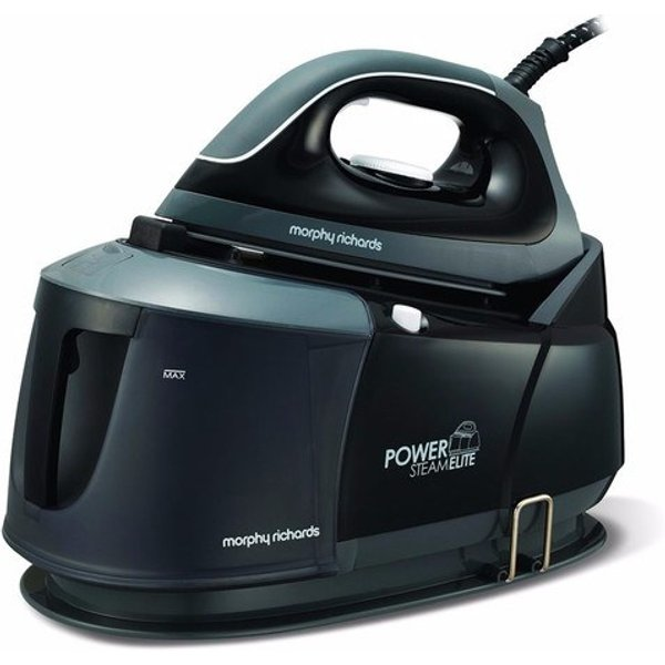 20. Morphy Richards Black Power Elite Steam Generator Iron: £159.73, Electrical Europe
