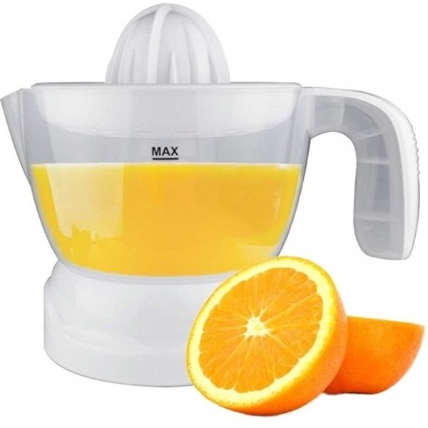 1. Status 0.5 Litre Citrus Juicer - White: £14.13, Electrical Europe