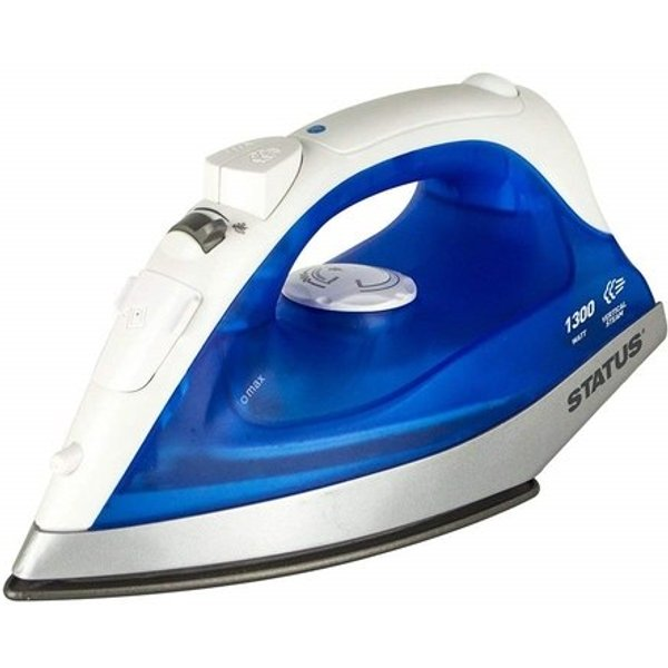 8. Status 1300W Steam Iron - Blue: £14.4, Electrical Europe