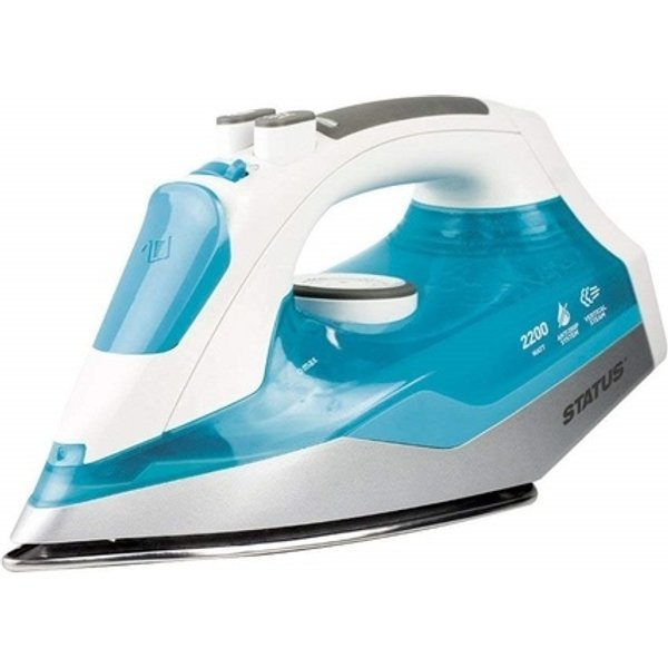 7. Status 2200W Steam Iron - Aqua: £19.58, Electrical Europe