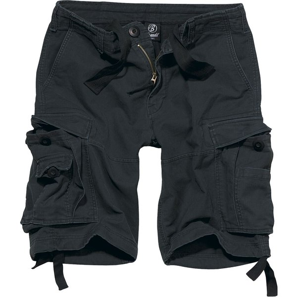 Brandit Vintage Shorts Vintage Shorts schwarz