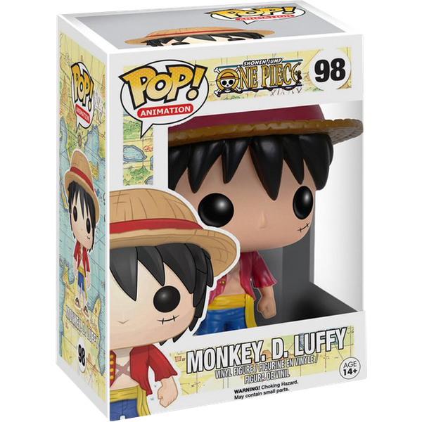 One Piece Monkey D. Luffy Funko Pop! Vinyl Figur