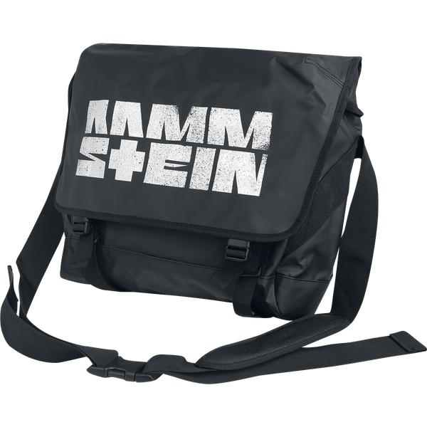 Rammstein - - Messenger bag - black