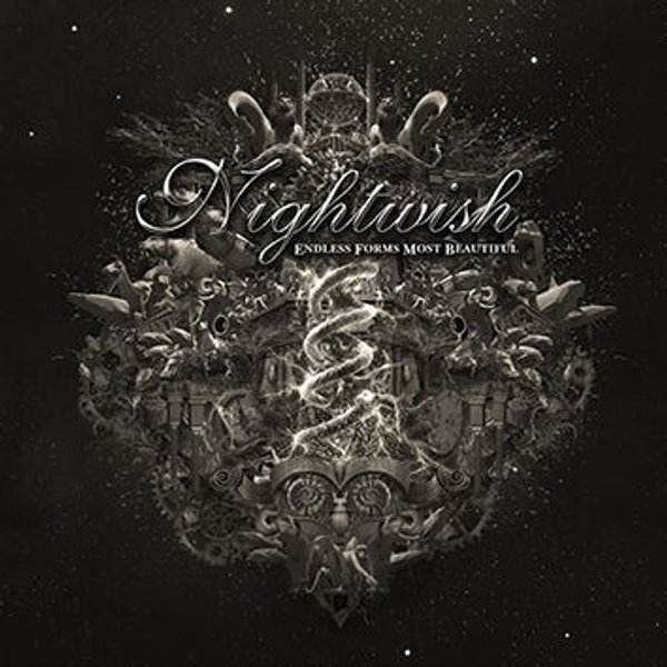 Nightwish - Endless forms most beautiful - 2-CD - standard