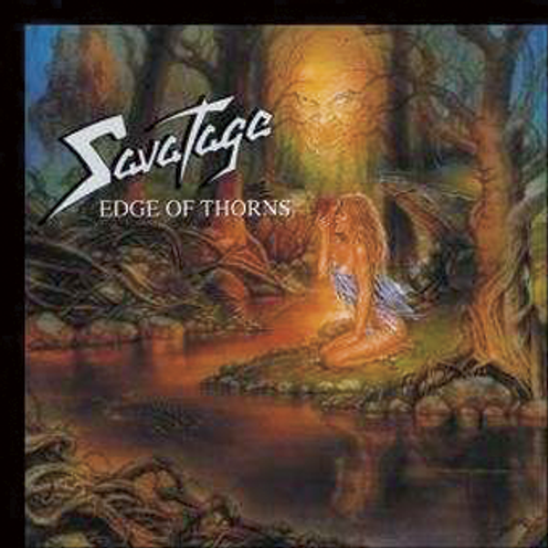 Savatage Edge of thorns CD standard (0204072ERE)