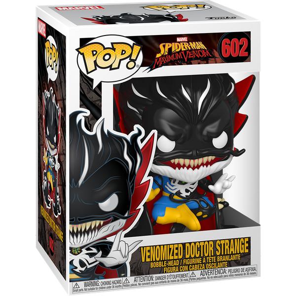 Marvel Venom Doctor Strange Funko Pop! Vinyl