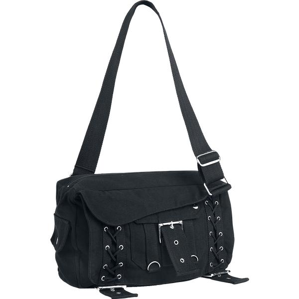 Black Premium by EMP - Carry On - Shoulder bag - black