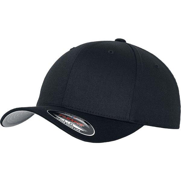 Baseball Cap Flex schwarz - Gr. S/M - WÜRTH MODYF