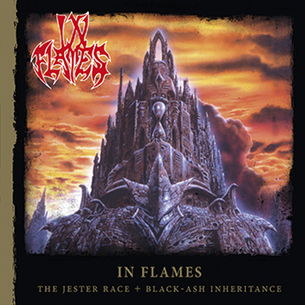 In Flames - The Jester Race (2014 Reissue) (Music CD)