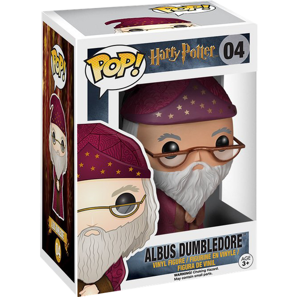 Harry Potter - Albus Dumbledore Vinyl Figure 04 - Collector's figure - Standard
