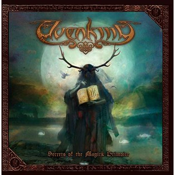 Elvenking - The secrets of the magick Grimoire - CD - standard