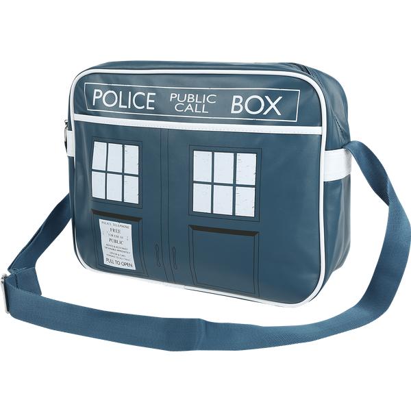 Doctor Who - Tardis - Shoulder bag - blue-white