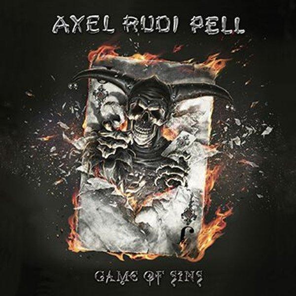 Axel Rudi Pell - Game of sins - CD - standard (269292)