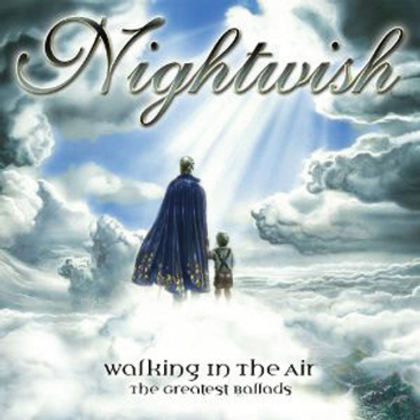 Nightwish Walking in the air - The greatest ballads CD Standard