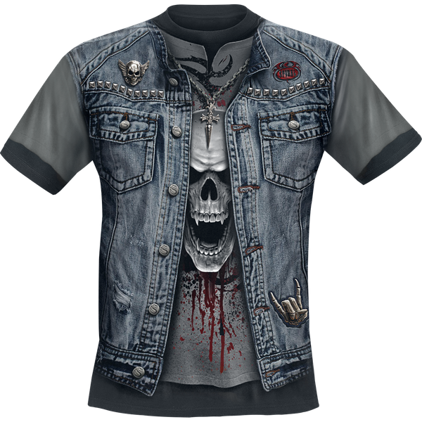 Spiral - Thrash Metal - T-Shirt - multicolour