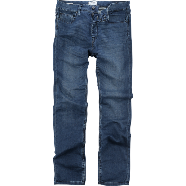 Only & Sons - Jean slim - Bleu moyen