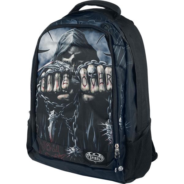 Spiral - Game Over - Backpack - black (T026A308-0)