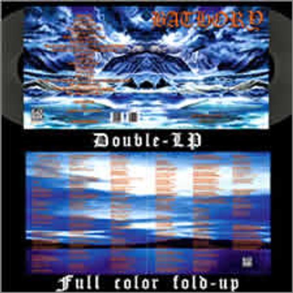 Bathory - Nordland I + II - 2-LP - standard