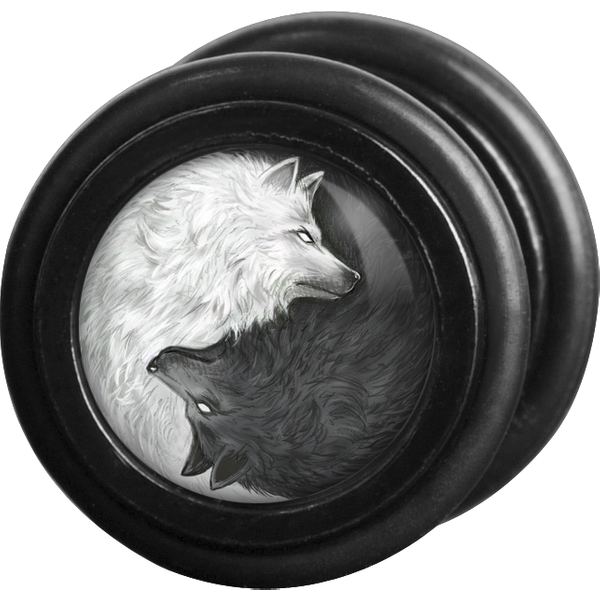 Wildcat - Wolves Pack - Fake plug set - black
