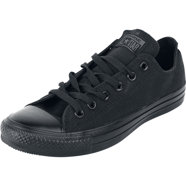 Chuck Taylor All Star Mono Canvas (Black Mono)