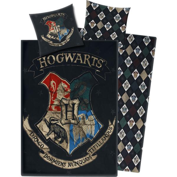 Harry Potter Hogwarts Bettwäsche multicolour (35371)