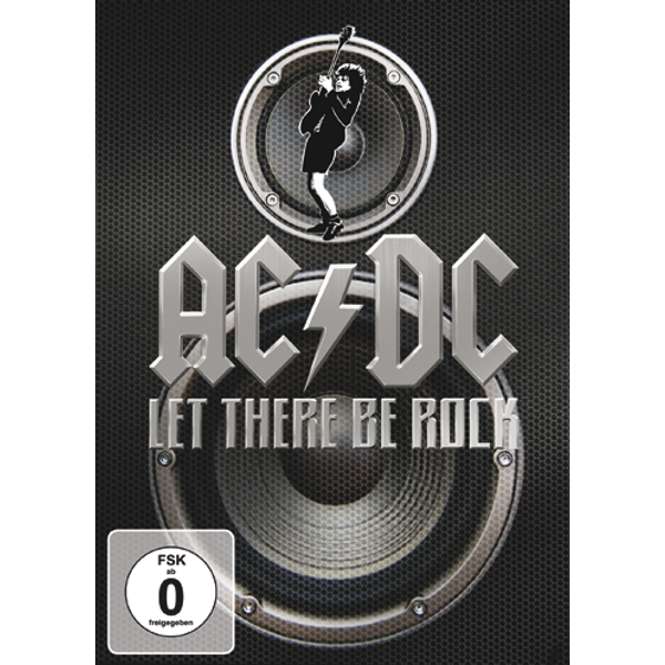 AC/DC Let there be Rock DVD Standard (1000177970)