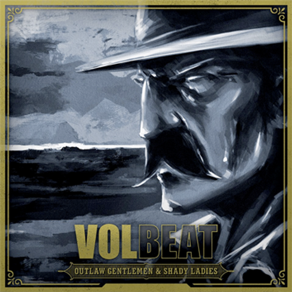 Volbeat - Outlaw gentlemen & shady ladies - CD - Standard