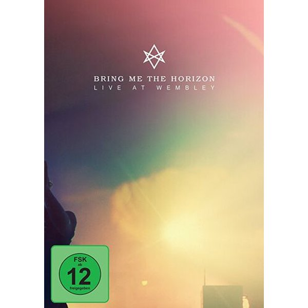 Bring Me The Horizon Live at Wembley Arena DVD standard
