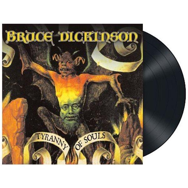 Bruce Dickinson Tyranny of souls LP multicolor