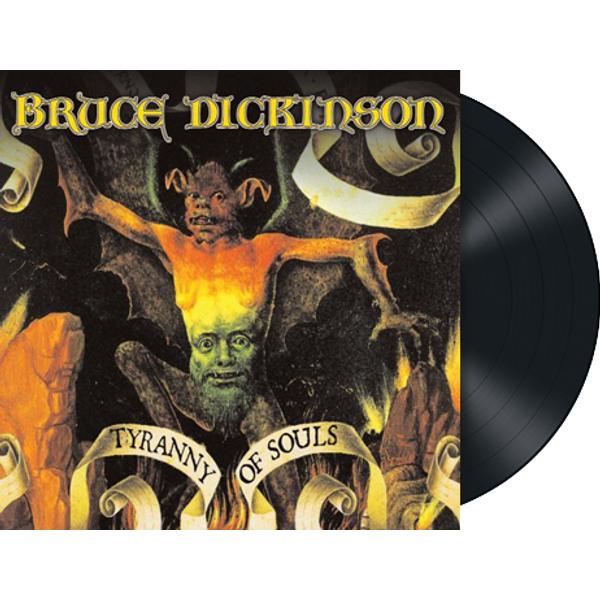 Bruce Dickinson - Tyranny of souls - LP - standard