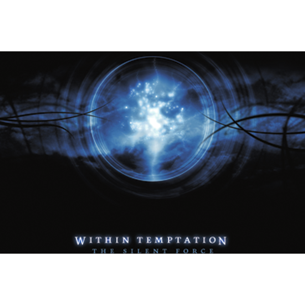 Within Temptation - The silent force - CD - standard