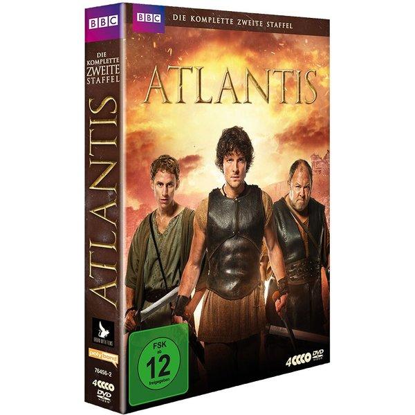 Atlantis - Die komplette zweite Staffel [4 DVDs]