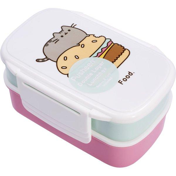 ThumbsUp! Pusheen Home Lunch Box Set (2er Set)