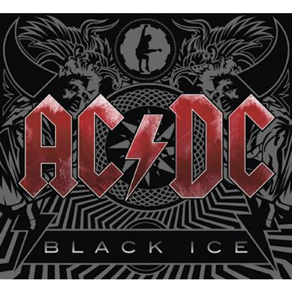 AC/DC - Black Ice - CD - standard (88697392382)
