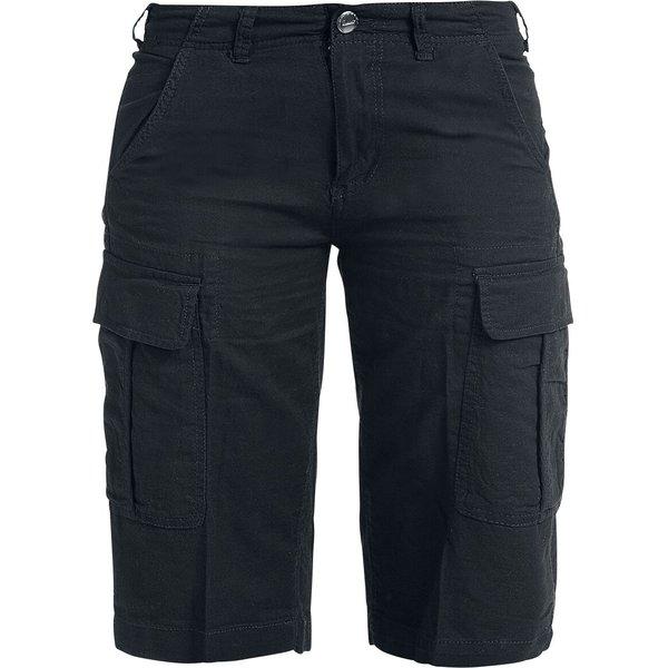 Brandit - Havannah Vintage Short black 4XL