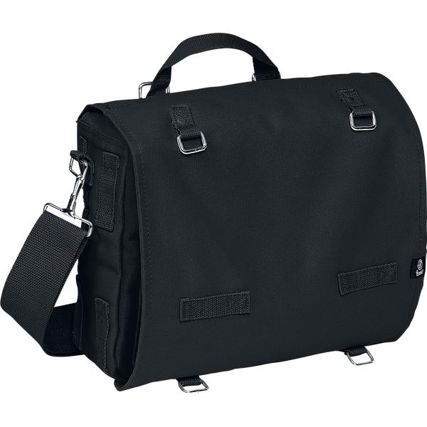 Brandit - Shoulder Bag Large - Shoulder bag - black