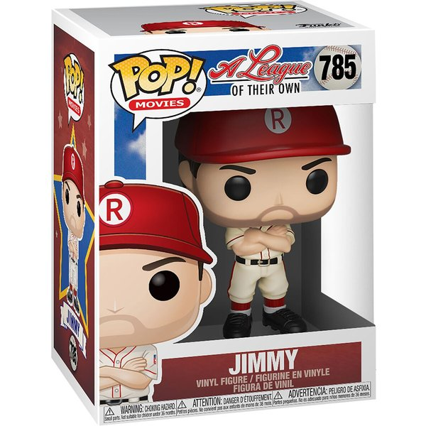 Figurine Pop! Jimmy - Une Equipe Hors Du Commun