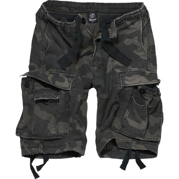 Brandit - Vintage Classic Darkcamo - Shorts
