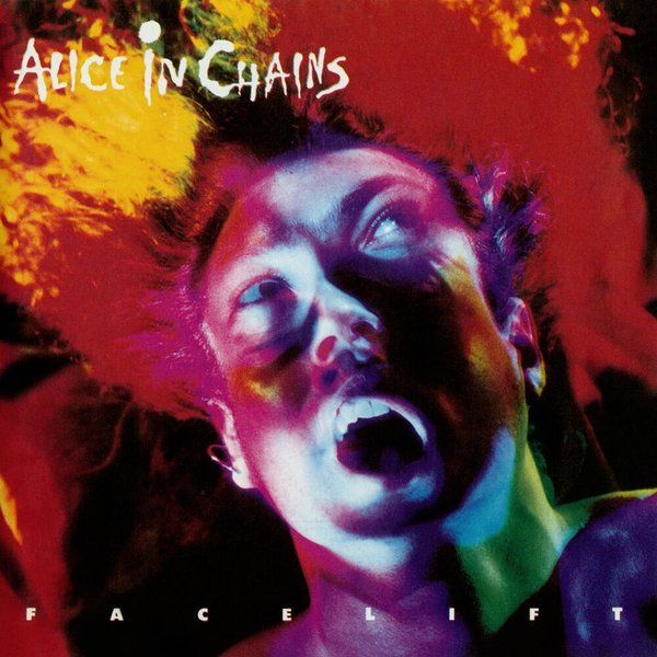 Alice In Chains Facelift CD Standard (4672012)