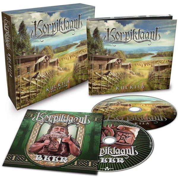 Kulkija Tour Edition (Clamshell Box incl.Digipak)